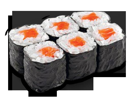 Заказать доставка маки роллы с лососем Ирпень, Буча, Гостомель, Ворзель