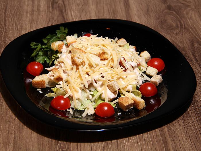 Заказать доставка салат Цезарь с курицей Ирпень, Буча, Гостомель, Ворзель