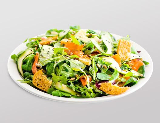 Заказать доставка салат лосось авокадо Ирпень, Буча, Гостомель, Ворзель