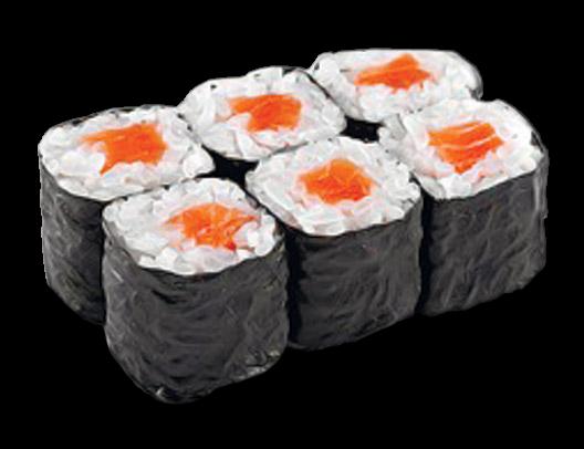 Заказать доставка маки роллы с копченым лососем Ирпень, Буча, Гостомель, Ворзель