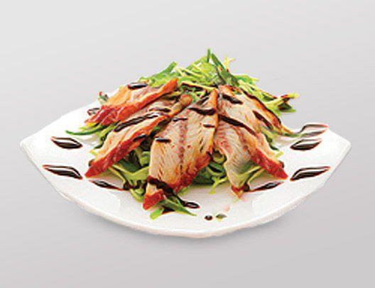 Заказать доставка салат Хияши Вакаме с угрем Ирпень, Буча, Гостомель, Ворзель