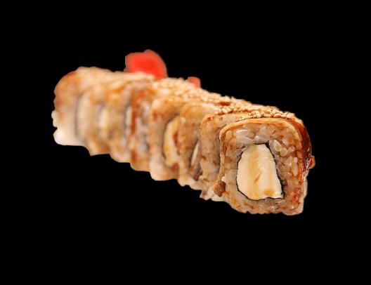 Заказать доставка суши ролл Филадельфия с угрем Ирпень, Буча, Гостомель, Ворзель