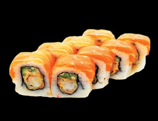 Заказать доставка суши ролл Темпура с креветкой Ирпень, Буча, Гостомель, Ворзель