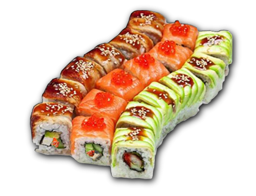Заказать доставка суши сет Драконы Ирпень, Буча, Гостомель, Ворзель