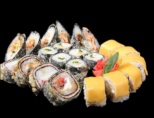 Заказать доставка суши сет Хот Ирпень, Буча, Гостомель, Ворзель