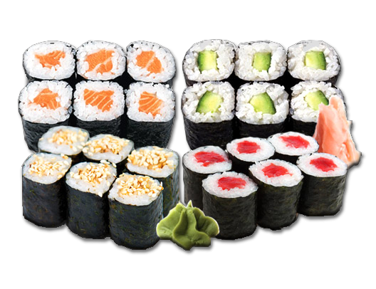 Заказать доставка суши сет маки Ирпень, Буча, Гостомель, Ворзель