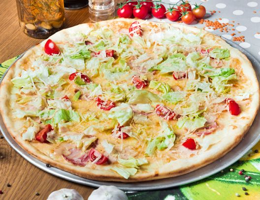 Заказать доставка Пицца с курицей Цезарь Ирпень, Буча, Гостомель, Ворзель