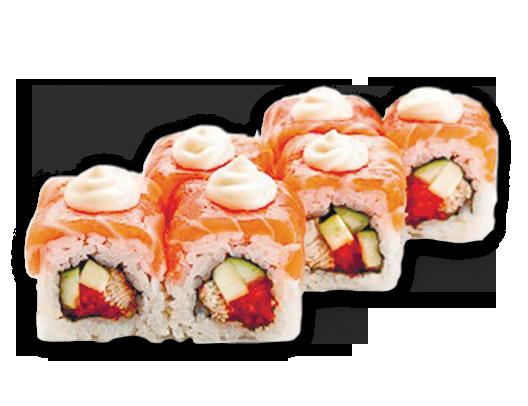 Заказать доставка суши ролл фирменный Ирпень, Буча, Гостомель, Ворзель
