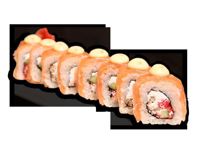 Заказать доставка суши ролл Красный дракон Ирпень, Буча, Гостомель, Ворзель