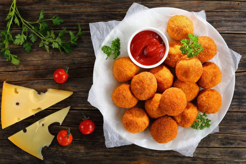 Чизбол сырные шарики доставка Ирпень Буча